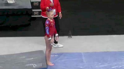 Ella Kate Parker - Bars, Cincinnati Gym - 2021 US Championships Day 1