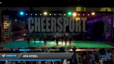 ATA Steel [2021 Junior 3] 2021 CHEERSPORT: Atlanta Grand Championship
