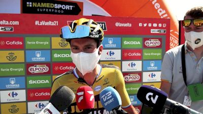 Primoz Roglic: 'The Decisive Vuelta a España Days Are Coming'