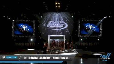 Interactive Academy - Shooting Stars [2021 L1.1 Youth - PREP - D2 - B Day 1] 2021 The U.S. Finals: Louisville