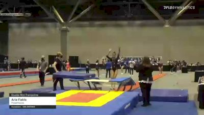 Aria Fields - Double Mini Trampoline, Powerhouse - 2021 USA Gymnastics Championships