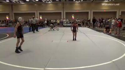 65 lbs Final - Daniel Martinez, Sunkist Kids/Monster Garage vs Cade Ruckle, Gold Rush Wr Ac