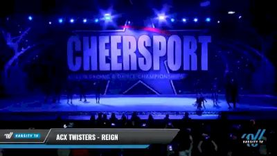 ACX Twisters - Reign [2021 L2 Senior - Small Day 2] 2021 CHEERSPORT National Cheerleading Championship