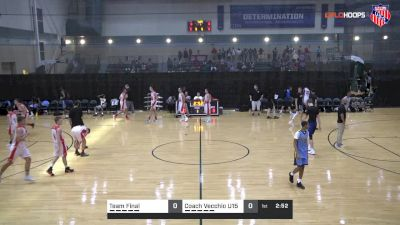 Team Final vs Coach Vecchio U15 | 7.27.2018 | AAU Boys 15U-9B