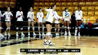 Replay: Lehigh vs Temple - 2021 Tiger Invitational | Sep 11 @ 6 PM