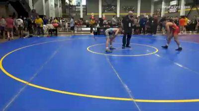 57 kg Consolation - Jesse Ybarra, Hawkeye Wrestling Club vs Troy Spratley, Texas Pride Wrestling Club