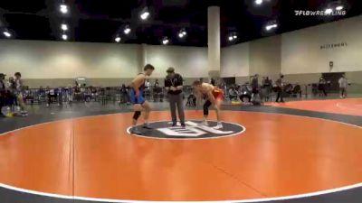 79 kg Consolation - Myles Wilson, Hawkeye Wrestling Club vs Kyle Briggs, Unattached
