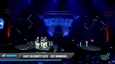 East Celebrity Elite - Bombshells [2021 L6 Senior - Medium Day 2] 2021 Spirit Sports: Battle at the Beach