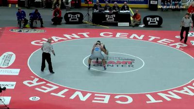 285 lbs Final - Isaiah Vance, Hempfield Area vs Hunter Catka, Sun Valley