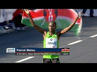 Patrick Makau sets new Marathon World Record - from Universal Sports