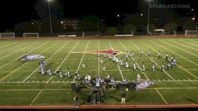 """Calvert Hall College High School """"Baltimore MD"""" at 2021 USBands Maryland-Virginia State Championships"""