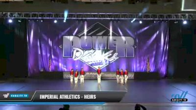 Imperial Athletics - HEIRS [2021 Mini - Prep - Hip Hop Day 2] 2021 ACP Power Dance Nationals & TX State Championship