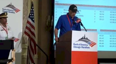Carey Pinkowski race director thoughts after Chicago Marathon 2011