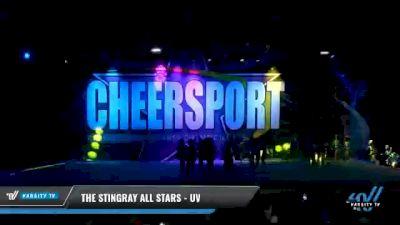 The Stingray All Stars - UV [2021 L4.2 Senior - Medium Day 2] 2021 CHEERSPORT National Cheerleading Championship