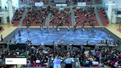 Vessel at 2019 WGI Percussion|Winds West Power Regional Coussoulis