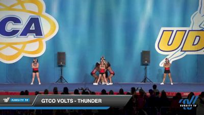 - GTCO VOLTS - Thunder [2019 Youth 3 Day 2] 2019 UCA Bluegrass Championship