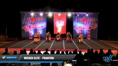 Wicked Elite - Phantom [2021 L6 International Open Coed - NT Day 3] 2021 ASCS: Tournament of Champions & All Star Prep Nationals