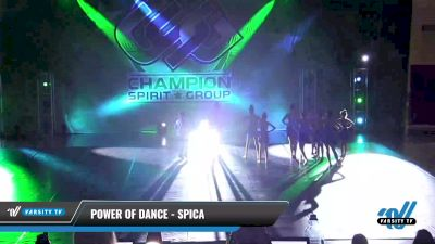 Power of Dance - Spica [2021 Youth - Jazz - Small Day 2] 2021 CSG Dance Nationals