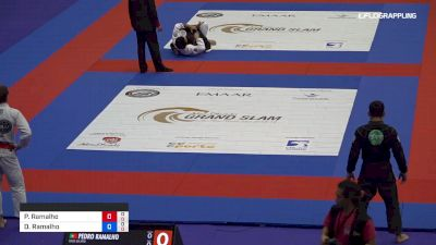 Pedro Ramalho vs Diego Ramalho 2019 Abu Dhabi Grand Slam London