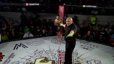 Mitch Raposo vs. Will Graustuck - Cage Titans 37 Replay