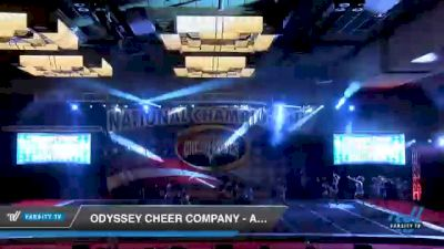 Odyssey Cheer Company - Arctic Crush [2021 L3 Junior - D2 - B Day 3] 2021 ACP Southern National Championship