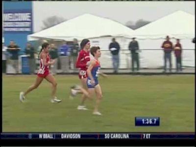 2008 NCAA Women's Cross Country D1 Championship Race (1 of 3)