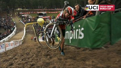 The World's Longest Sandpit Brings Cyclocross Back To Belgium This Weekend