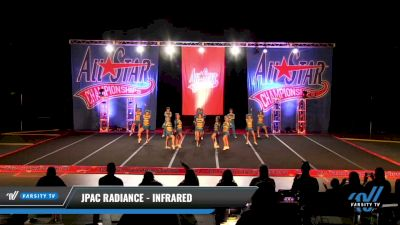 JPAC Radiance - Infrared [2021 L7 International Open Coed - Small Day 3] 2021 ASCS: Tournament of Champions & All Star Prep Nationals