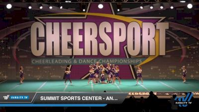 Summit Sports Center - Andes [2020 Youth Small 1 D2 Division C Day 1] 2020 CHEERSPORT National Cheerleading Championship