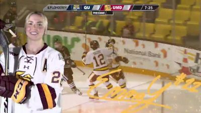 Quinnipiac vs. Minnesota Duluth - Quinnipiac at MN Duluth | WCHA (W)