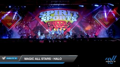 Magic All Stars - Halo [2020 L3 International Junior Day 1] 2020 Spirit Sports: Duel In The Desert