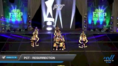 PCT - Resurrection (Canada) [2020 L7 International Open NT - Coed Day 2] 2020 Feel The Power East