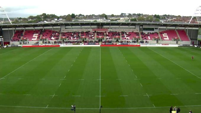 Zebre Rugby Club vs Scarlets