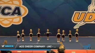 ACE Cheer Company - JAC - Tiny Tumbleweeds [2020 L1 Tiny - Novice - Exhibition Day 1] 2020 UCA Magnolia Championship