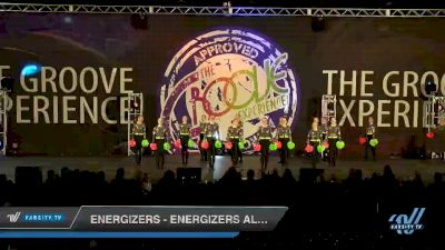 Energizers - Energizers All Stars [2018 Senior Pom - Large Day 2] 2018 WSF All Star Cheer and Dance Championship
