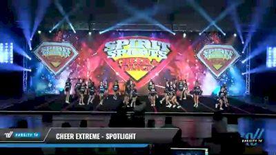 Cheer Extreme - Raleigh - SSX [2021 L4.2 Senior - Medium Day 2] 2021 Spirit Sports: Battle at the Beach