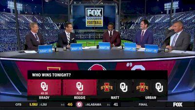 Full Replay - Iowa State vs Oklahoma - Iowa St. vs Oklahoma