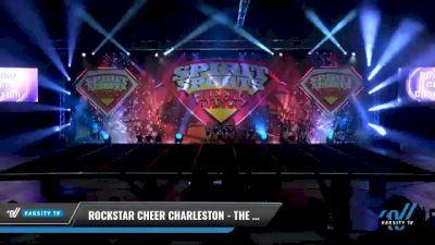 Rockstar Cheer Charleston - The Veronicas [2021 L2 Junior - Small Day 1] 2021 Spirit Sports: Battle at the Beach