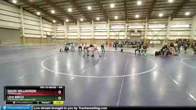 165 lbs 2nd Place Match - Levi Birch, Champions Wrestling Club vs Gavin Williamson, TWWrestling