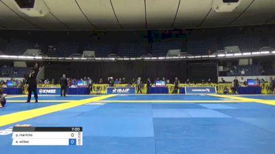 Perdro Marinho vs Andrew Wiltse World IBJJF Jiu-Jitsu No-Gi Championships