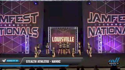 Stealth Athletix - Havoc [2021 L2 Youth - D2 - Small Day 2] 2021 JAMfest: Louisville Championship