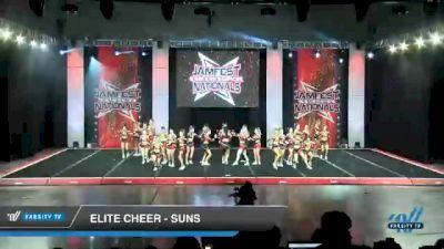 Elite Cheer - Suns [2021 L4 Senior Coed - Medium Day 1] 2021 JAMfest Cheer Super Nationals