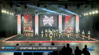 GymTyme All-Stars - Blush [2021 L4 Senior - Medium Day 2] 2021 JAMfest Cheer Super Nationals