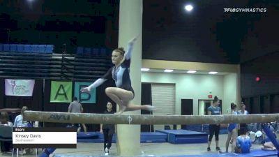 Kinsey Davis - Beam, Southeastern - 2020 Tampa Bay Turner's Invitational