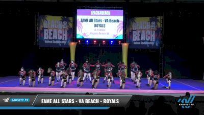 FAME All Stars - VA Beach - ROYALS [2021 L4.2 Senior Day 2] 2021 ACDA: Reach The Beach Nationals