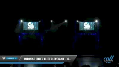 Midwest Cheer Elite Cleveland - Ice Queens [2021 L5 Senior Day 2] 2021 COA: Midwest National Championship