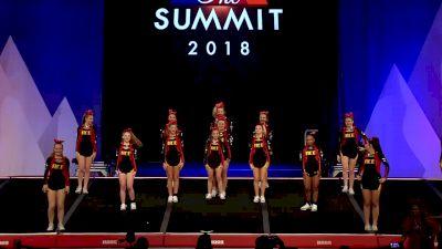 ACE Cheer Company - PC - Thundercats [2018 L2 International Senior Semis] The Summit
