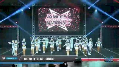 Cheer Extreme - Raleigh - Smoex [2021 L6 Senior Medium Coed] 2021 The MAJORS