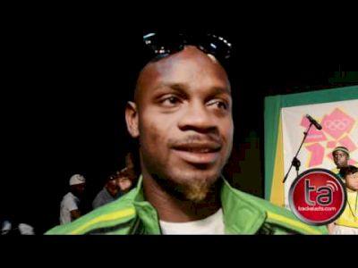 Asafa Powell explains running 2012 Indoor