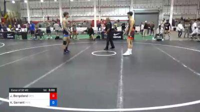 70 kg Consolation - Jakob Bergeland, Gopher Wrestling Club - RTC vs Kaya Sement, Pennsylvania RTC